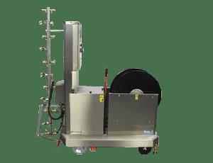 Spraying machines | Steenks Service