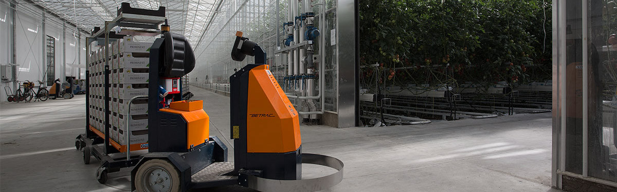 Berg Hortimotive Betrac Elektroschlepper