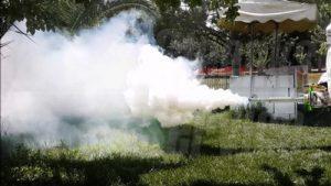 Pulsfog thermische vernevelaar