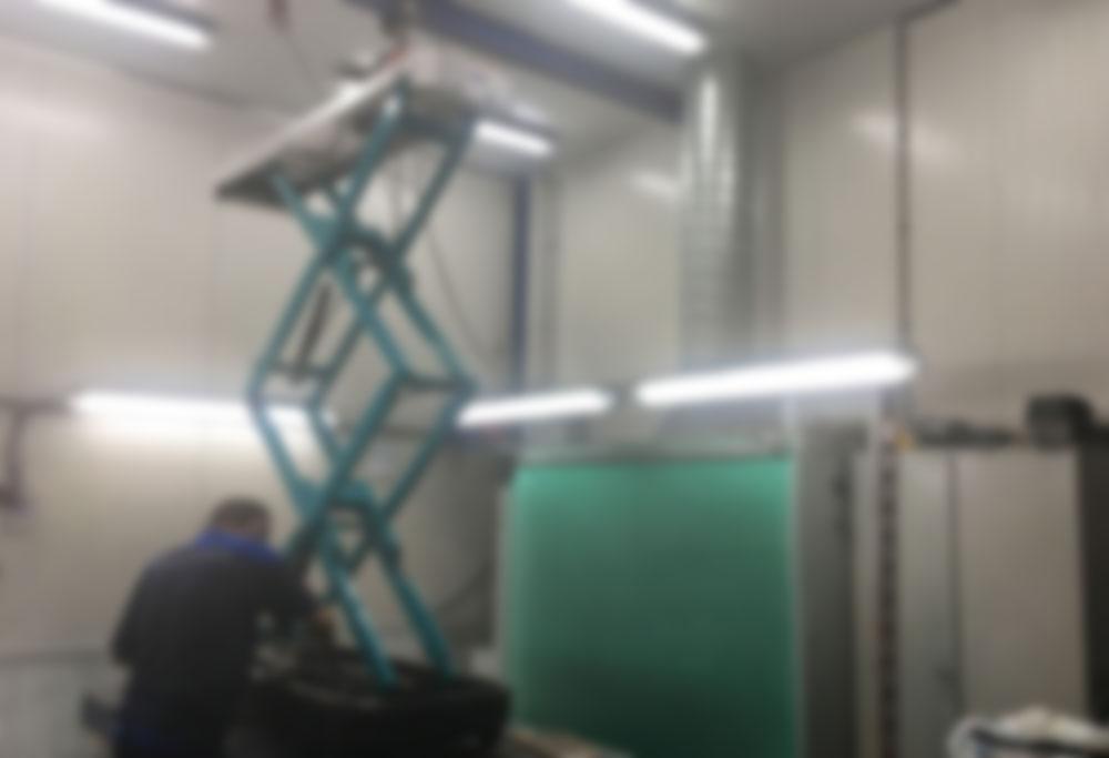 Factory place employee | Steenks Service