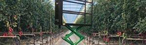 Mühelos vom Betonweg zur Rohrschiene mit dem Control Lift 3000 | Steenks Service