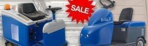 Korting op Bull elektrotrekkers en Stefix 95 | Steenks Service